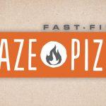 """Blaze Pizza """"Blazing It Forward"""""""