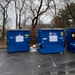 Littering Issues at Town Dumpsters
