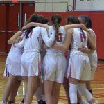 Burlington Girls Varsity Basketball Wins Middlesex League Championship