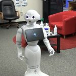 BNEWS Feature: New Humanoid Robot at BHS