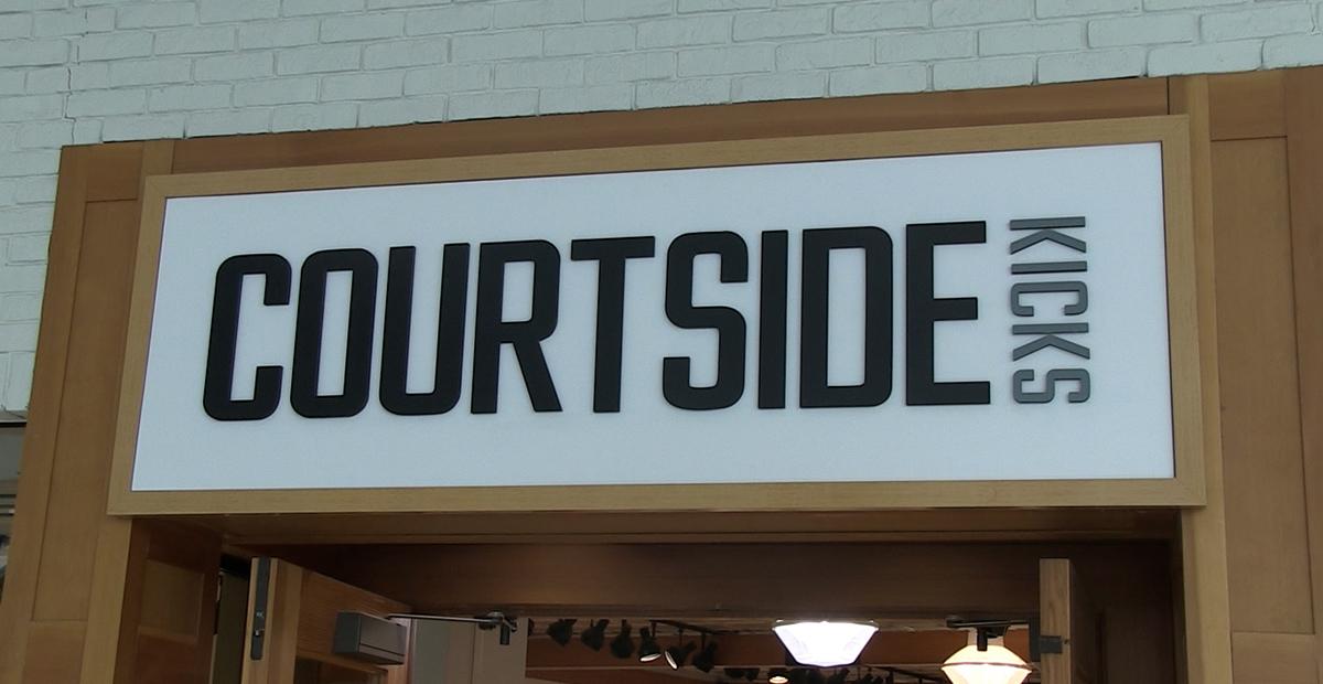 Burlington Alumni Open Shoe Store at Natick Mall