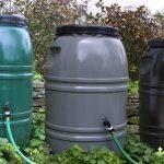 Rain Barrels are back!
