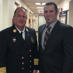 Burlington Fire Department Welcomes New Member