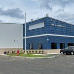 New Rec Maintenance Facility Nearly Ready